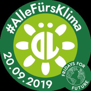 """Verschmelzung des """"ÖL""""-Logos mit dem """"Fridays for Future""""-Logo."""